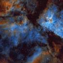 NGC 3372 Eta Carinae,                                SCObservatory