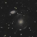 ARP 227, NGC 474, NGC 470, NGC 467,                                mdohr