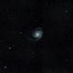 M101 Galaxy,                                Hubble_Trouble