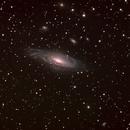 NGC7331,                                Dick Newell