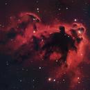 "Ldn 1622 ""Boogie Man Nebula"",                                John Travis"