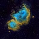 IC 1848, The Soul Nebula,                                Bob Rucker