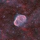 NGC6888 - HOO,                                Martin Dufour