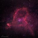 Heart nebula bis,                                Thomas Ammann