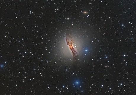Centaurs A (NGC 5128),                                Giorgio Baj
