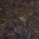 vdB 141 (Ghost Nebula) area,                                snakagawa