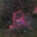 IC1805,                                Nikita Shamorgin