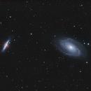 Bode's  Galaxies,                                Clem