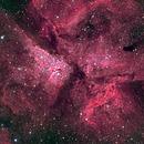 Eta Carina Nebula,                                Barry Megdal