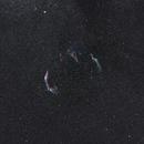 Cirrusnebel im Schwan - Veil Nebula in Cygnus,                                Matthias