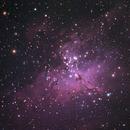 Eagle nebula 1.5 hours 2,                                Jeffery Vahrenkamp