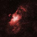 M16 (Eagle Nebula),                                Alain POYVRE
