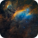 The Prawn Nebula:  IC 4628 in SHO,                                Bogdan Borz