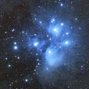 M45 Pleiades,                                Yusuke Satou