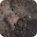 NGC7000,                                Vlad Dumitrescu