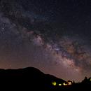 Milky Way Core at 14mm  Untracked,                                Antonis Karousis