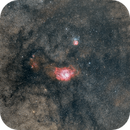 M8-M20,                                ASTROIDF