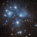 M45 - The Pleiades,                                Harry Zampetoulas
