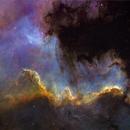 Cygnus Wall,                                Manuel Huss