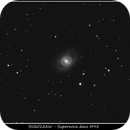 SuperNova dans M95 - SN2012aw - Mars 2012,                                grizli21