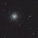M13 Hercules Cluster,                                Charles Fichter