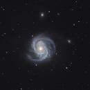 M100 - Blow Dryer Galaxy,                                stricnine