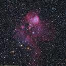 NGC 2467 - Skull and Crossbones Nebula,                                Uri Abraham