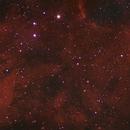 Hydrogen Region in Cepheus,                                ewa