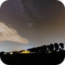 Milky-Way from City-Border,                                Lukas_W