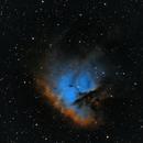 Pacman Nebula HSO,                                nicolabugin