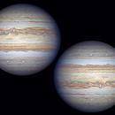Jupiter 5 Jun 2020 - 17 min WinJ composite,                                Seb Lukas