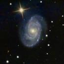 Hickson 68 and NGC 5371,                                Gotthard Stuhm