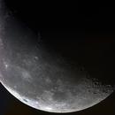 Moon 3 July 2021,                                KiwiAstro