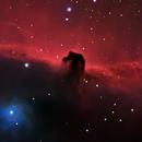 ic434(Horse head nebula) Ha_Ls_HaR_GB,                                *philippe Gilberton