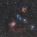 IC405 - Auriga,                                Emmanuel Fontaine