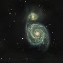 M51 Whirlpool Galaxy,                                Gerard