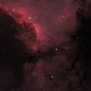 Dark Nebulae in Cygnus - LDN 935,                                rhedden