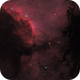 Dark Nebulae in Cygnus - LDN 935,                                rhedden