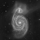 M51 - Dobsonian Deep Sky Astrophotography,                                Filippo Scopelliti