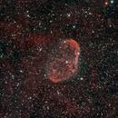 NGC 6888,                                Luigi Ghilardi