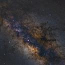 Summer Milky Way Using a Pancake Lens,                                Joey Conenna
