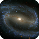 ngc 1300 from Hubble Legacy Archive,                                andrealuna