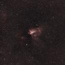 M17 - The Swan Nebula,                                Benny Colyn