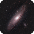 Andromeda with TRIAD tri-band 7-15-2020,                                Mo