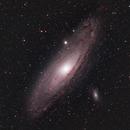 Andromeda with TRIAD tri-band 7-15-2020,                                Mo