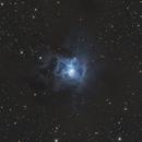 Iris Nebula   NGC 7023,                                Gideon Golan