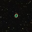 Nébuleuse planétaire de l'anneau,                                Walliang Jacques