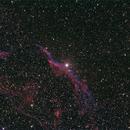 NGC 6960 Sturmvogel im Cirrusnebel,                                Peter Schmitz