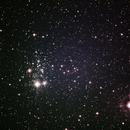 NGC 457 Owl Cluster,                                KlausKlausen