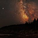 Milky Way #2 - Acadia National Park,                                David McGarvey